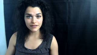 "Eve Harlow - Message pour l'association ""Food not Bombs"""