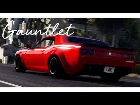 GTA 5 Online FREE Modified Muscle Car \