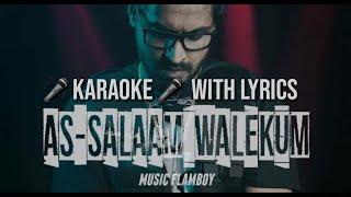AS-SALAAM WALEKUM - EMIWAY (KARAOKE   - YouTube