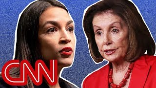 Why Can't AOC And Nancy Pelosi Just Get Along?