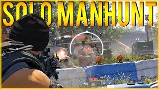 The Division 2   Solo Manhunts & Random Moments in Dark Zone (Open Beta)