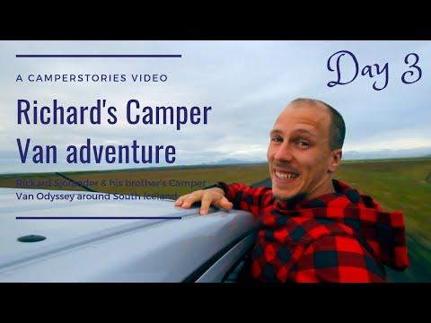 Epic Camper Van Adventure Day 3 - CamperStories