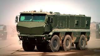 КАМАЗ «Тайфун К» — универсальный бронированный автомобиль повышенной защищённост