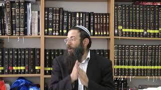 איסור והיתר סימן צו סע' ד-ה וסימן צז הרב אריאל אלקובי שליט''א
