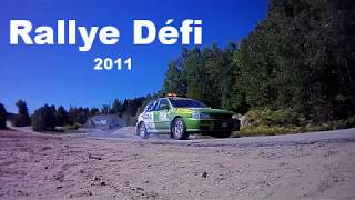preview picture of video 'Rallye Defi 2011'