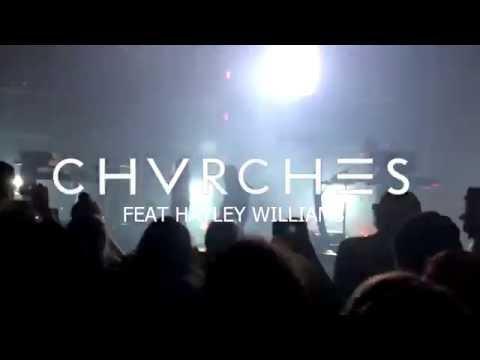 Chvrches - Bury It (Feat Hayley Williams)