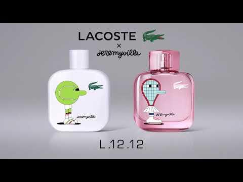 Eau de Lacoste L.12.12 Sparkling Collector Edition x Jeremyville  - Eau de toilette - LACOSTE