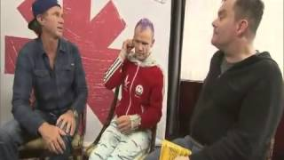 Interview with Josh, Chad and Flea (2011)