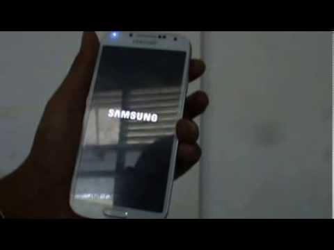 Video Samsung Galaxy S4 Selalu Restart (Problem Keep Restart) Tolong...!!