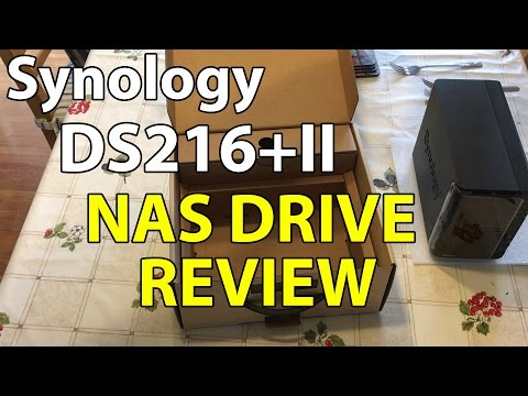 Synology DS216+II Review NAS Disk Station Drive Full Overview