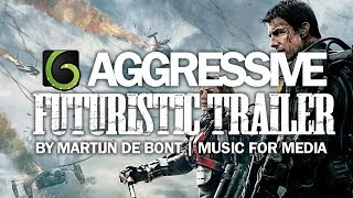 Aggressive Futuristic Rising Trailer Music
