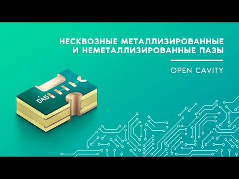 Конструктивные элементы печатной платы