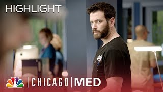 An Injured Teen Is Rushed Into The ED   Chicago Med (Episode Highlight)
