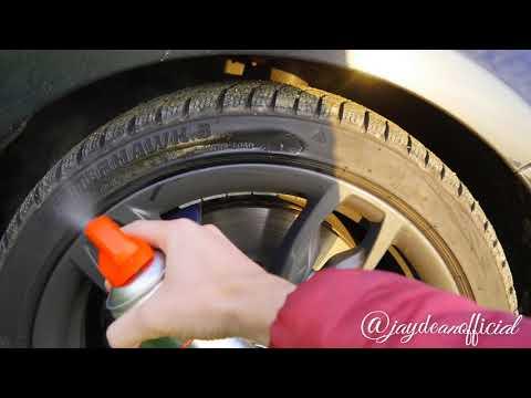 Das Beste ReifenGlanzSpray der Welt | Nirigin Reifen Glanz und Pflege | Sonax Performance Konkurenz