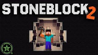 Digging Into Stoneblock 2 - Minecraft