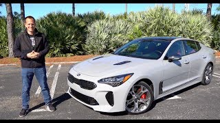 Is the 2020 Kia Stinger GT the ULTIMATE luxury performance sedan for the PRICE?