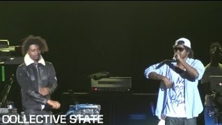 "Ab-Soul Brings Out Danny Brown For ""Terrorist Threats"" At Rock The Bells 