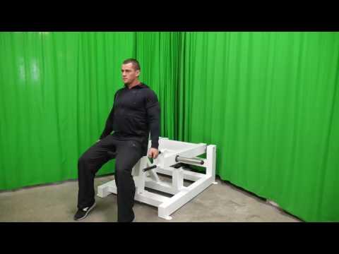 Shrug Machine (G2)