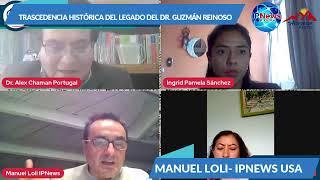 """PERÚ, ORDENAN """"CREMAR Y DESAPARECER"""" EL CUERPO DEL DR. ABIMAEL GUZMÀN REINOSO"""