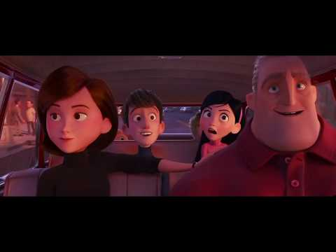 Incredibles 2 - Ending And Credits HD