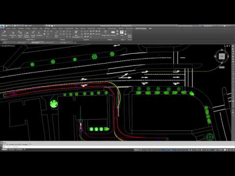 Autodesk Vehicle Tracking - Swept Path (Project Track)
