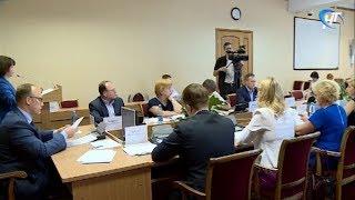 Народные инициативы жителей Солецкого, Батецкого и Волотовского районов обсудили в правительстве