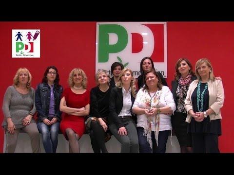 Pd Foggia comunali-Vota una donna democratica-Conosci la doppia preferenza di genere