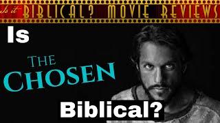"Is ""The Chosen"" Biblical? - Season 1 Review"