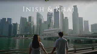 Singapore Prenup of Inish and Khai