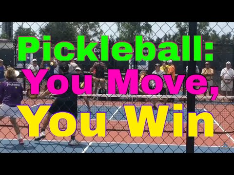 You Move You Win
