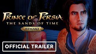 Prince of Persia: The Sands of Time Remake - Official Reveal Trailer | Ubisoft Forward