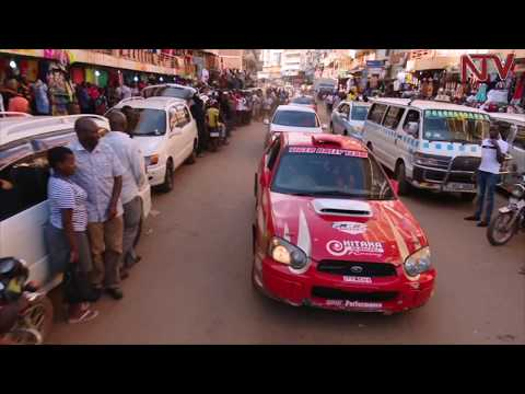 Rally Drivers say goodbye to fallen comrade Charles Muhangi
