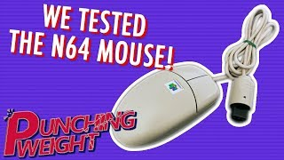 Secrets of the N64 Mouse | Punching Weight [SSFF]