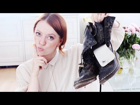#FashionFrage: Dr Martens, Hunter Boots & Festival Styling!
