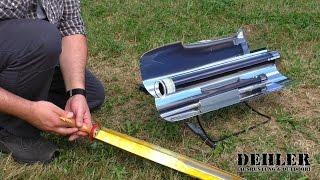 Solarkocher GoSun im Praxistest