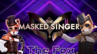 Wayne Brady The Fox on Masked Singer All Solos Music
