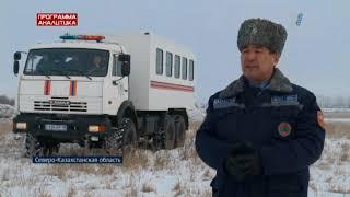Из-за мороза погибли несколько казахстанцев