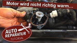 Thermostat wechseln | BMW Dieselmotoren | DIY Tutorial