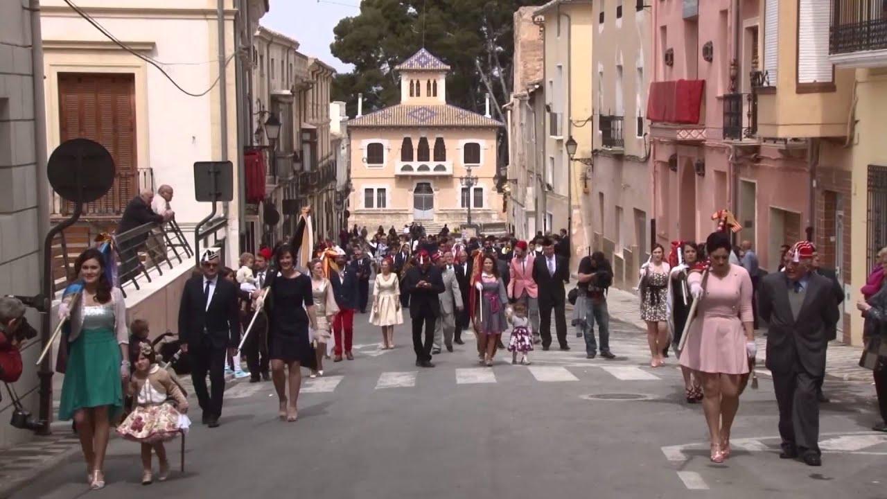 Festes Biar 2015 (2) Sant Vicent – Dia 9 de Maig