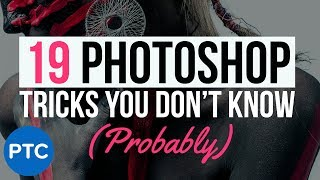 19 AMAZING Photoshop Tips, Tricks, and Hacks (That You Probably DON