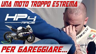 A MOTORCYCLE DEEMED TOO EXTREME TO RACE ....A RACING STORY#1