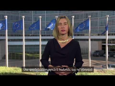 Message of Federica Mogherini - EaP Civil Society conference