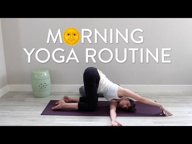 Morning Yoga and Meditation Routine for Self-Love