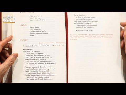 Dimanche de Pentecôte B - Évangile