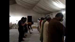 preview picture of video 'Taraveeh at Tranquility and bliss 2012.'