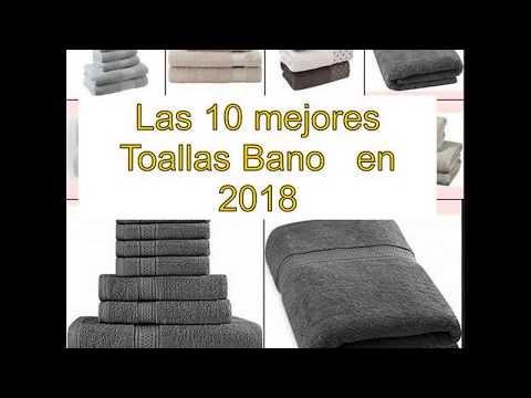 Las 10 mejores Toallas Bano   en 2018