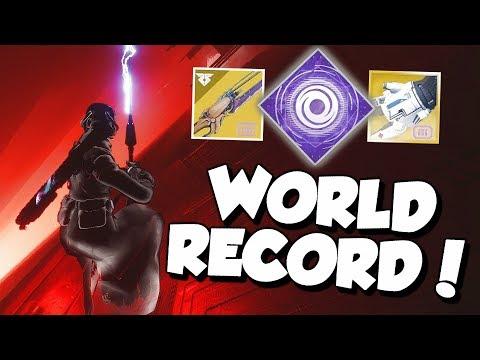 World's FASTEST Whisper Completion! in 4:13 (15:51 Left) Destiny 2