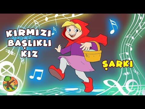 Kırmızı Başlıklı Kız Şarkısı ???? KONDOSAN Eğlenceli Çocuk Şarkıları Dinle | Çocuk Masalları
