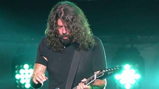 Foo Fighters - Sunday Rain (Live in Seoul, 22th August 2017)