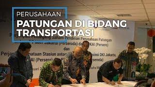 Kementerian BUMN DAN Pemprov DKI Jakarta Buat Perusahaan untuk Integrasikan Transportasi di Jabodeta